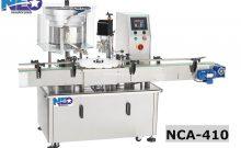 全自動鋁蓋鎖蓋機 NCA-410 新碩達