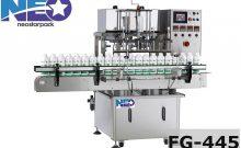 齒輪計量液體充填機 FG-445 新碩達精機股份有限公司
