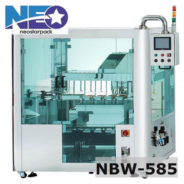 快速自動洗瓶機 氣洗 水洗 NBW-585 新碩達