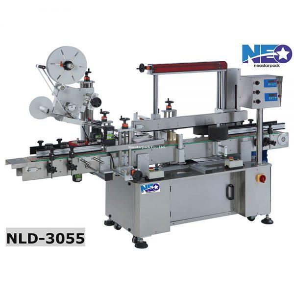 自動三面貼貼標機 上貼貼標機頭 NLD-3055