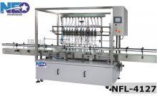液位式12頭自動充填機 NFL-4127 新碩達精機股份有限公司