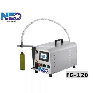 高速桌上型充填機 FG-120 新碩達精機股份有限公司