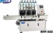 氣壓式自動六頭定量充填機、自動多頭液體充填機