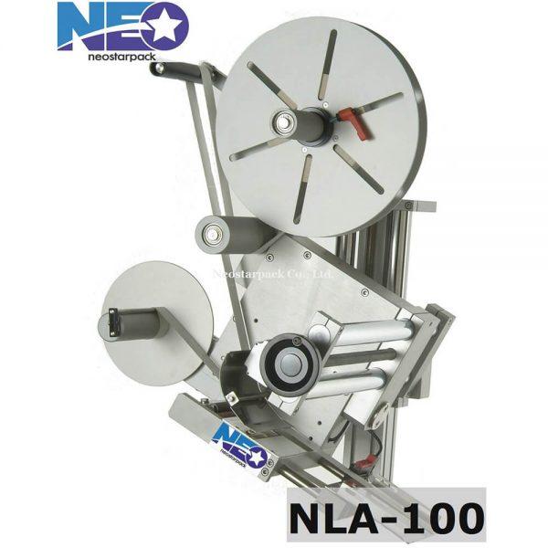步進馬達貼標機頭 NLA-100 新碩達精機股份有限公司