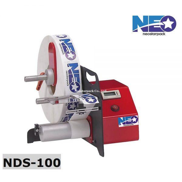 標籤剝離機 NDS-100 新碩達精機股份有限公司