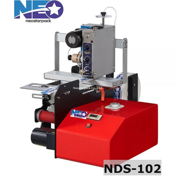 日期印字標籤剝離機 NDS-102 新碩達
