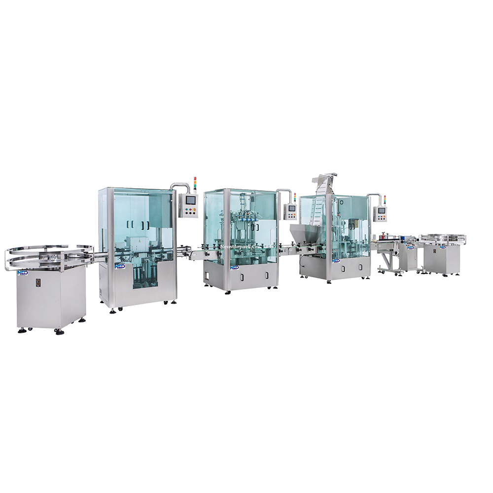 Automatic Bottling Line