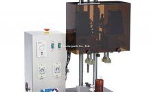 氣壓式桌上型自動鎖蓋機、桌上型鎖蓋機