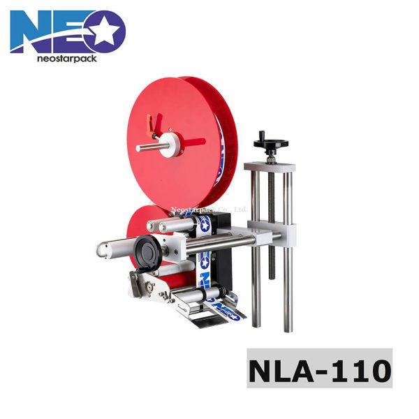 貼標頭-包裝機產線 NLA-110 新碩達