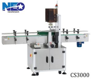 Automatic Indexing Spindle Capping Machine CS3000